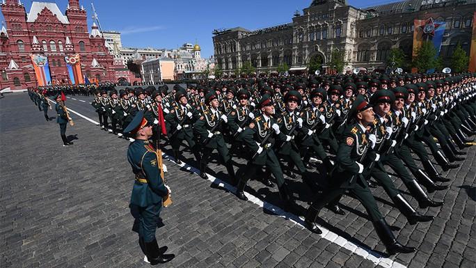 Nga mang robot và tên lửa siêu âm đến lễ diễu binh - Ảnh 1.