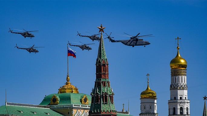 Nga mang robot và tên lửa siêu âm đến lễ diễu binh - Ảnh 9.