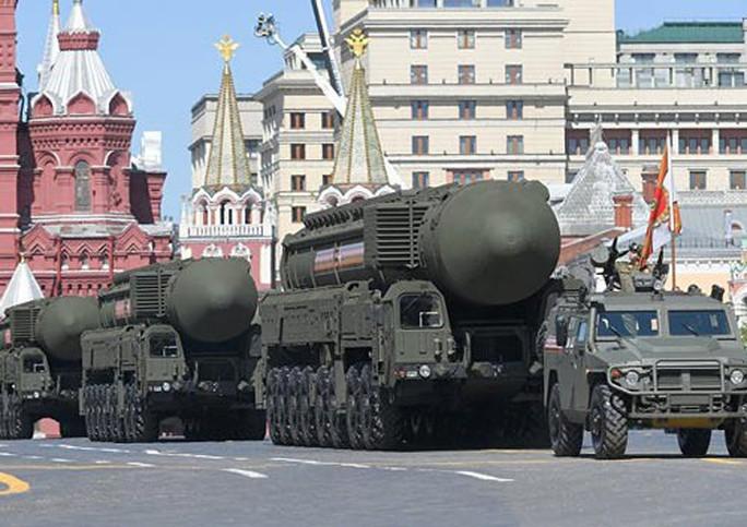Nga - Mỹ: Sau chiến tranh lạnh là hòa bình nóng - Ảnh 1.