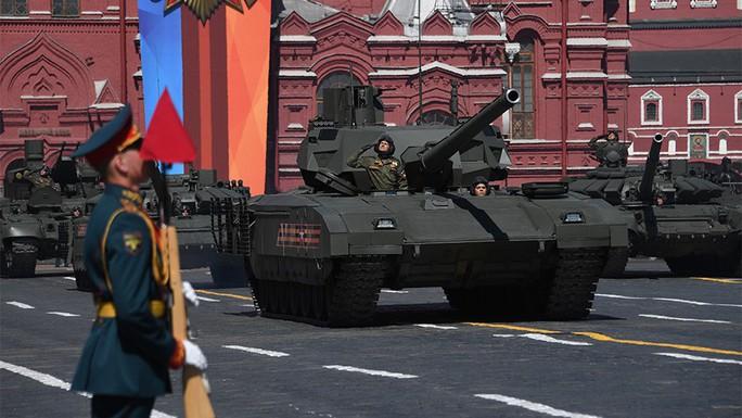 Nga mang robot và tên lửa siêu âm đến lễ diễu binh - Ảnh 3.
