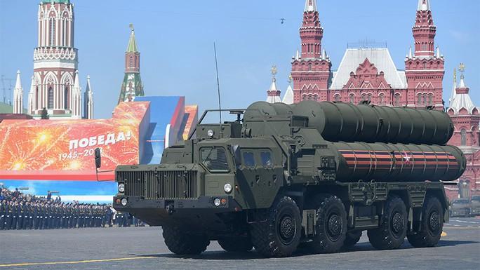 Nga mang robot và tên lửa siêu âm đến lễ diễu binh - Ảnh 7.