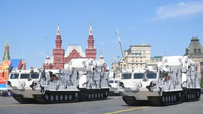 Nga mang robot và tên lửa siêu âm đến lễ diễu binh - Ảnh 6.