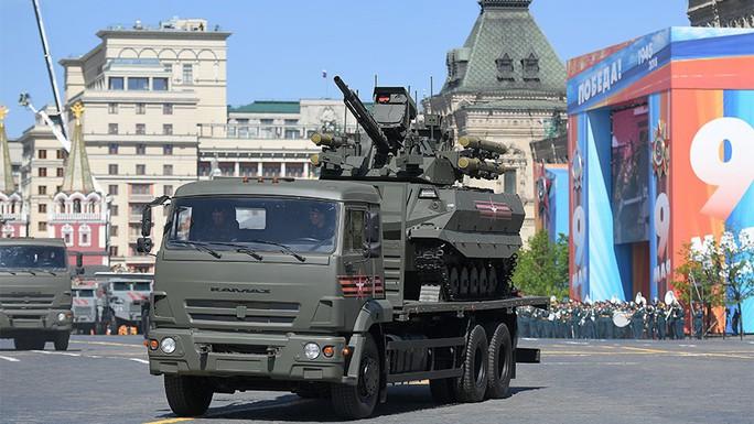 Nga mang robot và tên lửa siêu âm đến lễ diễu binh - Ảnh 5.