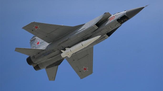 Nga mang robot và tên lửa siêu âm đến lễ diễu binh - Ảnh 8.