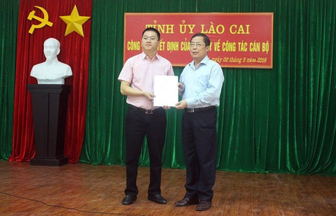 Con trai Bí thư Tỉnh ủy Lào Cai được bầu làm phó chủ tịch huyện - Ảnh 1.
