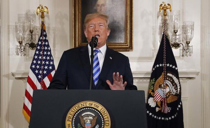 Ông Trump rút khỏi thỏa thuận hạt nhân, Iran tái khởi động làm giàu uranium - Ảnh 1.