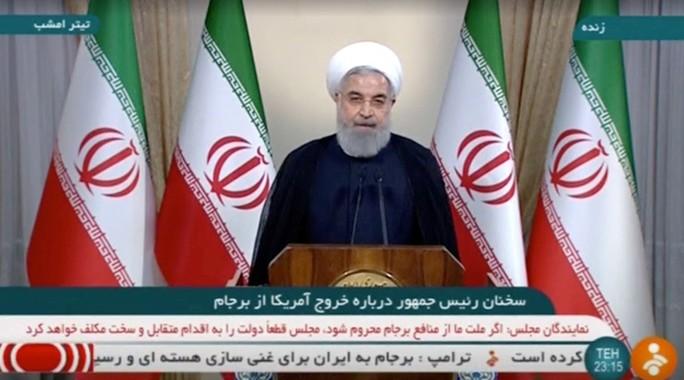 Những đòn trả đũa đáng gờm Iran có thể trút xuống Mỹ - Ảnh 1.