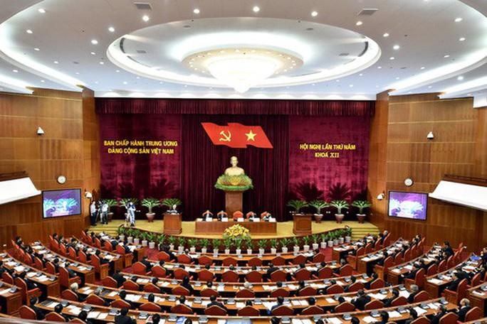 Hội nghị Trung ương 7 thảo luận về chính sách tiền lương - Ảnh 1.