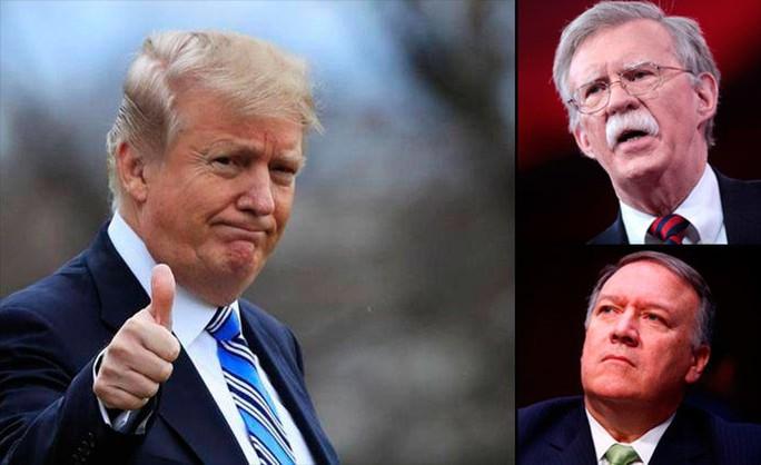 Ba lý do khiến ông Trump rút khỏi thỏa thuận hạt nhân Iran - Ảnh 2.
