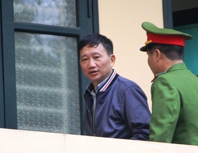 Xử vụ ông Đinh La Thăng: Bị cáo trách móc Trịnh Xuân Thanh - Ảnh 1.