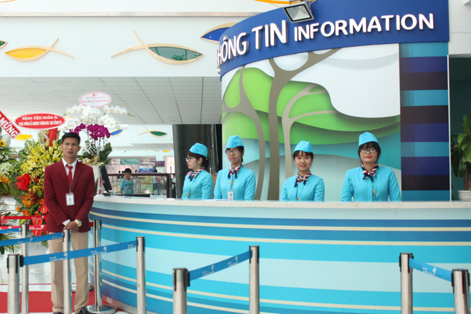 TP HCM: Khánh thành bệnh viện nhi vốn đầu tư 4.500 tỉ đồng - Ảnh 4.