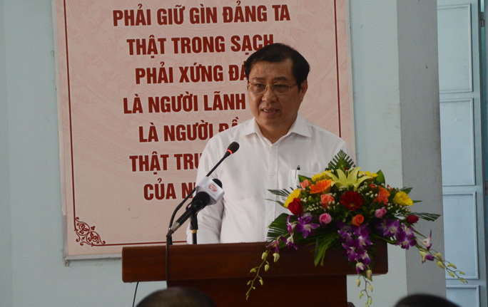 Chủ tịch Đà Nẵng: Bản thân tôi còn bị đe dọa huống chi bà con - Ảnh 1.