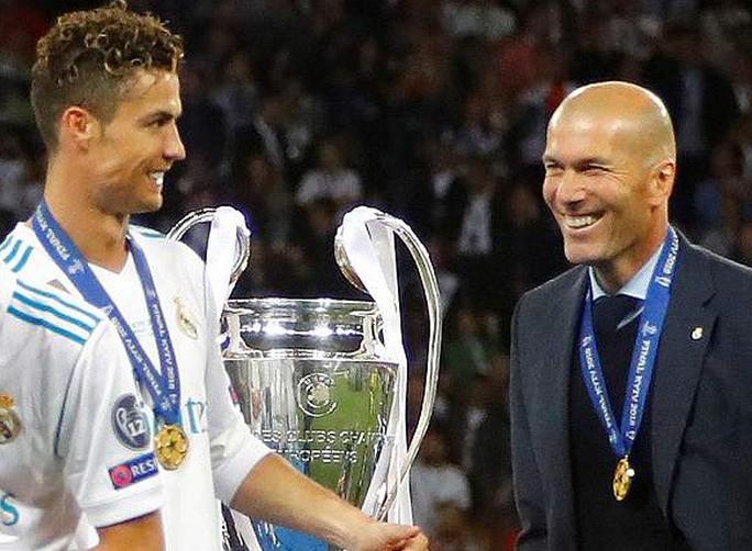 Zidane từ chức, cả châu Âu nín thở ngóng Real Madrid - Ảnh 3.