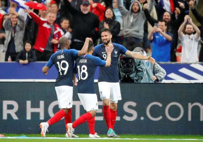Pháp – Ý đối đầu nảy lửa trước World Cup - Ảnh 1.