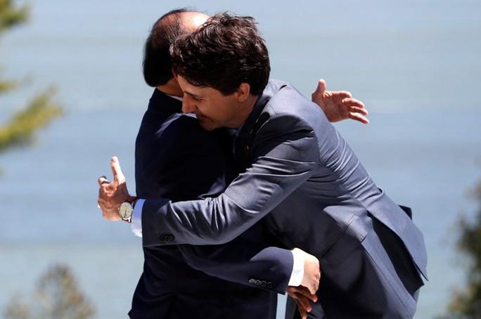 Thủ tướng lên tiếng tại G7: Biển Đông phải là vùng biển hòa bình - Ảnh 5.
