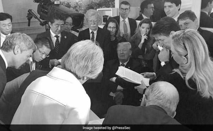 Đại chiến đọ ảnh tại G7: 5 phiên bản, 5 câu chuyện đối lập - Ảnh 2.