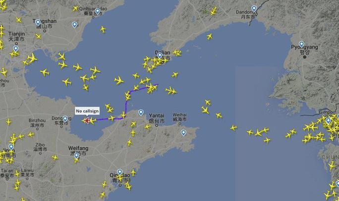 Chuyên cơ của ông Kim Jong-un biến mất khỏi radar khi vào Trung Quốc - Ảnh 3.