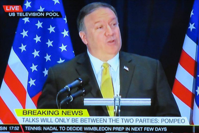 Lời cuối của Mỹ trước thượng đỉnh Mỹ - Triều - Ảnh 2.