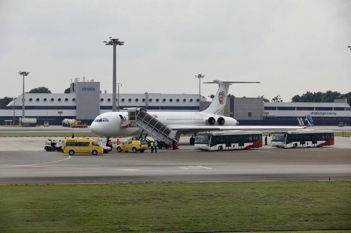 Vì sao ông Kim Jong-un và em gái tới Singapore trên 2 máy bay khác nhau? - Ảnh 2.