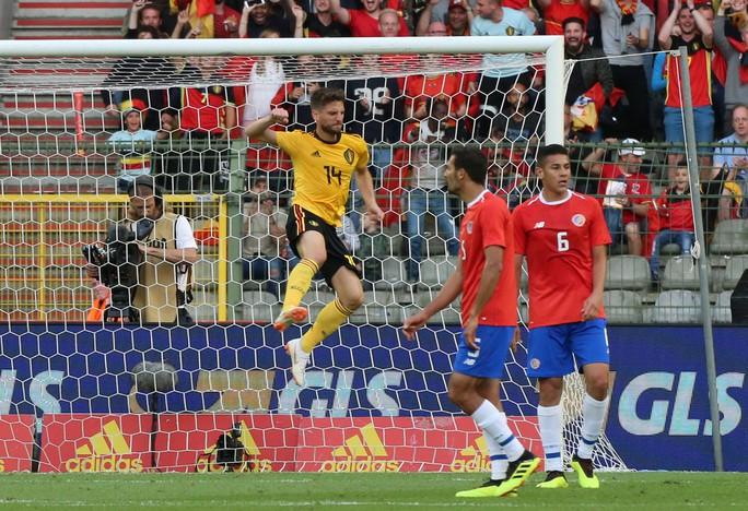Lukaku lập cú đúp, Bỉ thót tim với chấn thương Hazard - Ảnh 5.