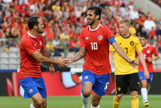 Lukaku lập cú đúp, Bỉ thót tim với chấn thương Hazard - Ảnh 4.