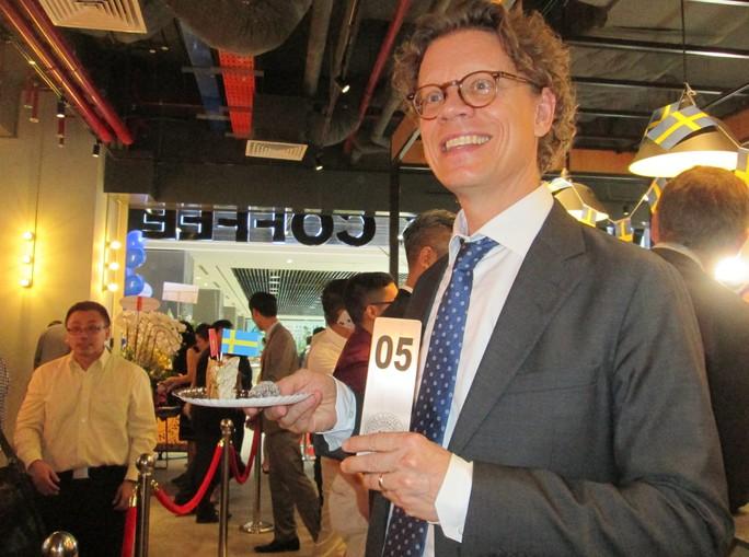 Đến lượt cà phê Thụy Điển thâm nhập thị trường Việt Nam - Ảnh 1.