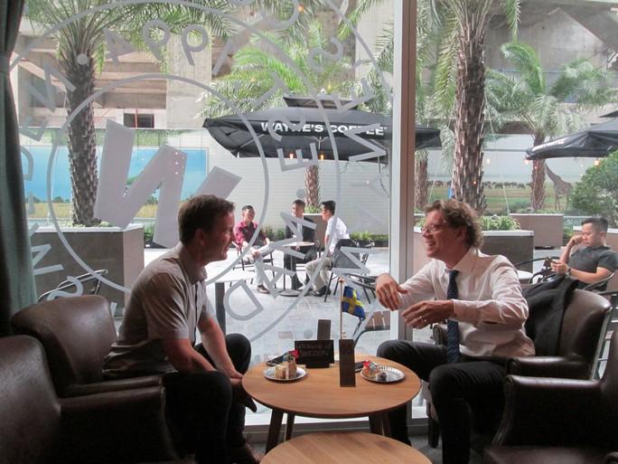 Đến lượt cà phê Thụy Điển thâm nhập thị trường Việt Nam - Ảnh 2.