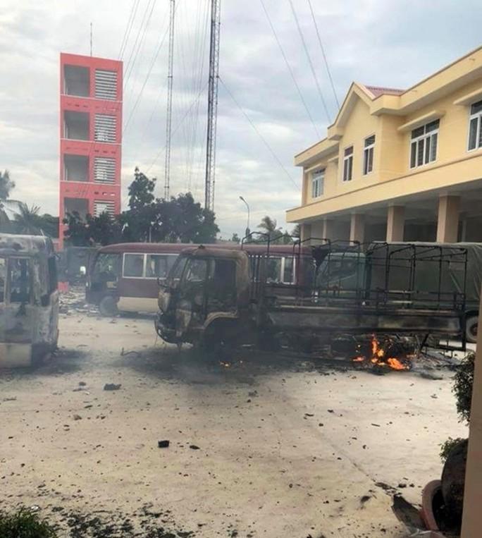 Bộ trưởng Công an làm việc với tỉnh Bình Thuận về vụ gây rối - Ảnh 1.
