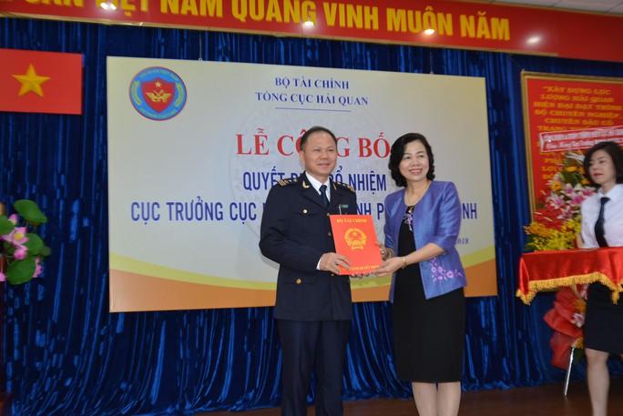 Ông Đinh Ngọc Thắng ngồi ghế nóng Cục Hải quan TP HCM - Ảnh 1.