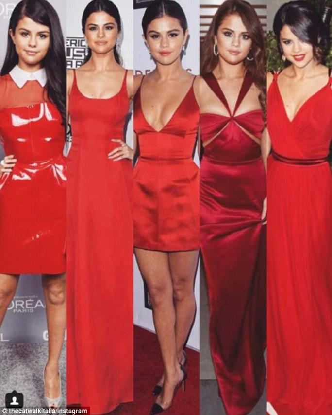 Nhiều sao bảo vệ Selena Gomez trước lời chê xấu xí - Ảnh 4.