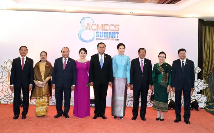 Việt Nam coi trọng hợp tác Mekong - Ảnh 1.