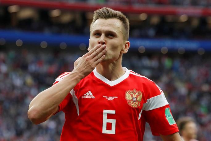 Clip: Xem Nga xé lưới Ả Rập Saudi trong trận khai mạc World Cup - Ảnh 1.