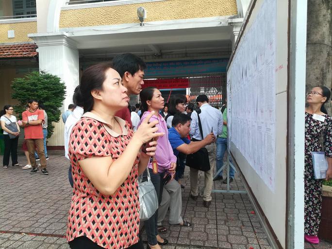 Đáp án bài khảo sát vào lớp 6 Trường chuyên Trần Đại Nghĩa - Ảnh 1.