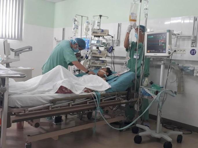 Gay cấn ca ghép tim xuyên Việt - Ảnh 1.
