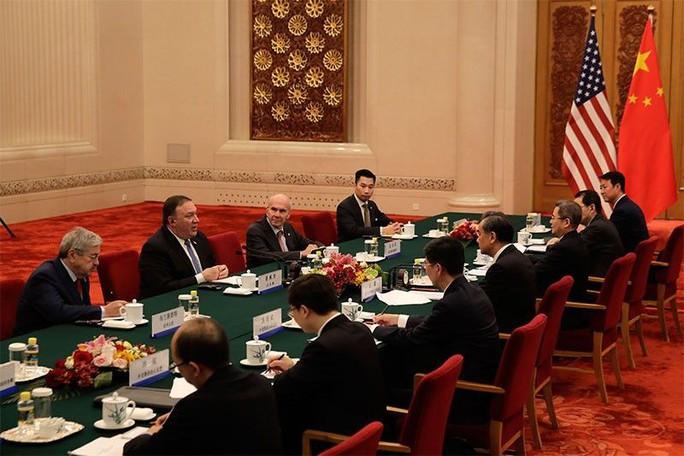 Ngoại trưởng Mỹ nói về vấn đề biển Đông với Trung Quốc - Ảnh 1.