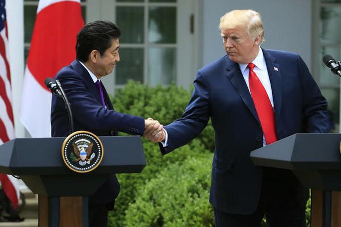 Những phát ngôn bây giờ mới tiết lộ của ông Trump tại G7 - Ảnh 1.