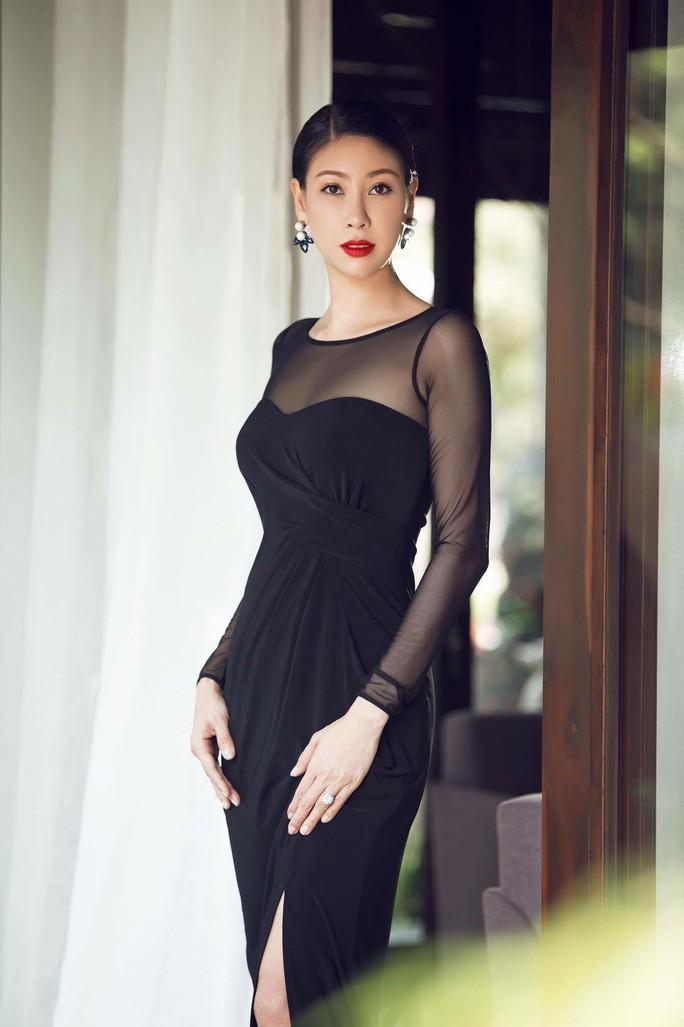 Hoa hậu Hà Kiều Anh: Quý nhất là tấm chân tình - Ảnh 2.