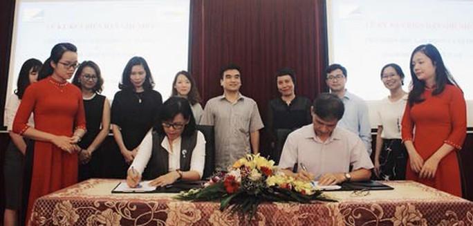 Hợp tác nâng chất đội ngũ lao động Việt Nam - Ảnh 1.
