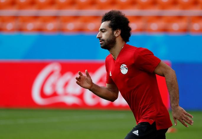 Nga - Ai Cập (1 giờ ngày 20-6, VTV): Cơ hội cuối cho Salah - Ảnh 1.