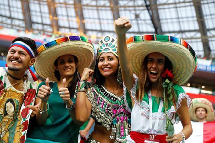 Đức 4.0 thì Mexico mấy chấm? - Ảnh 1.