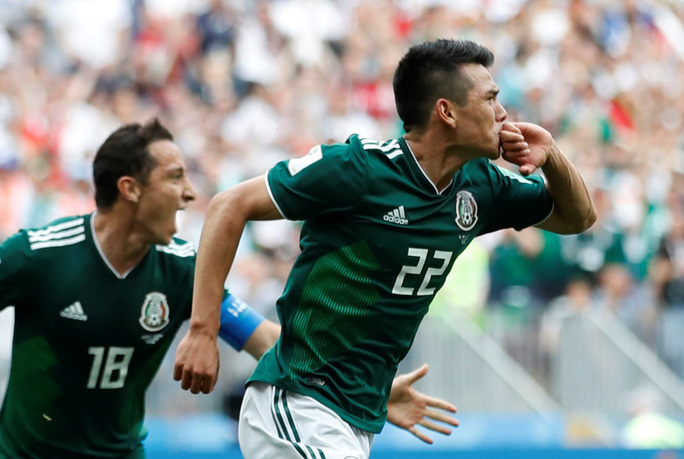 Mexico thắng sốc đương kim vô địch thế giới - Ảnh 5.