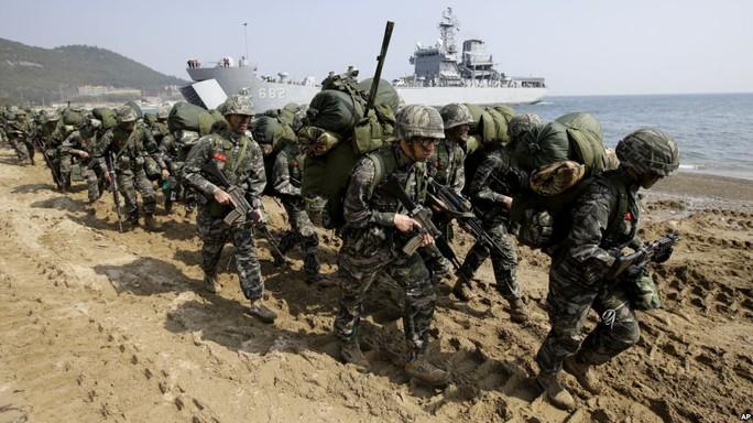Cuộc chiến tranh lạnh thầm lặng của Trung Quốc - Ảnh 1.