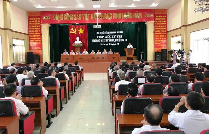 Thủ tướng mong người dân bình tĩnh, tỉnh táo, nhất là lớp trẻ - Ảnh 2.