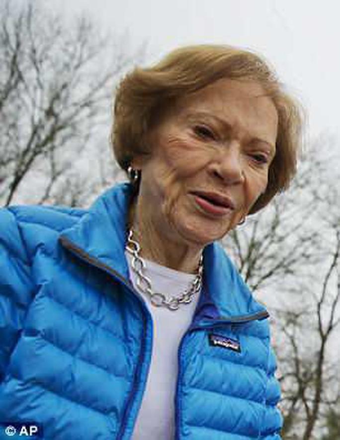 Năm bà vợ tổng thống/cựu tổng thống Mỹ lên án chính sách nhập cư - Ảnh 1.