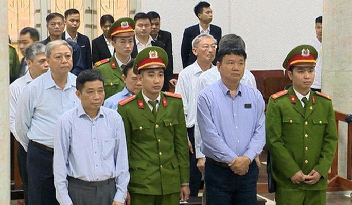 Ông Đinh La Thăng nói không có chứng cứ mới tại tòa phúc thẩm vụ OceanBank - Ảnh 1.
