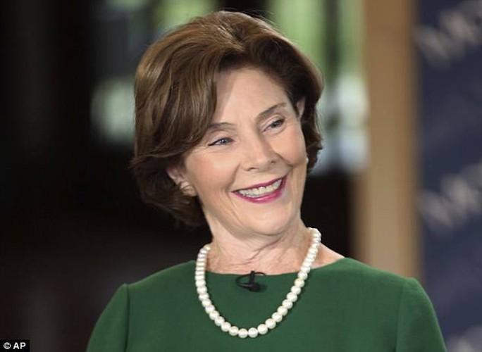 Năm bà vợ tổng thống/cựu tổng thống Mỹ lên án chính sách nhập cư - Ảnh 2.