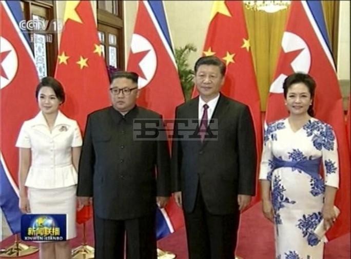 Tiết lộ cuộc nói chuyện giữa hai ông Tập Cận Bình và Kim Jong-un - Ảnh 1.