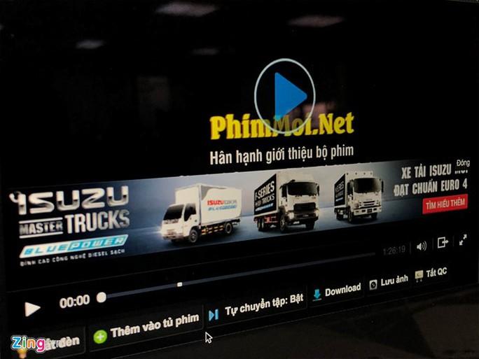 Làm web phim lậu kiếm tiền tỉ, vốn 0 đồng tại VN - Ảnh 1.