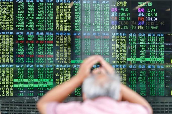 Mỹ - Trung tăng đòn, thị trường thế giới vạ lây - Ảnh 1.