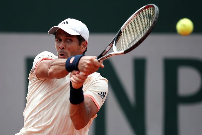 Roland Garros 2018: Djokovic, Zverev vất vả giành chiến thắng, Dimitrov dừng cuộc chơi - Ảnh 3.
